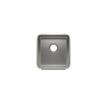"""Classic 003204 - undermount stainless steel Kitchen sink , 15"""" × 16"""" × 8"""""""