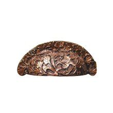 Florid Leaves - Antique Copper