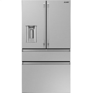 "36"" Counter Depth French Door Bottom Freezer Product Image"