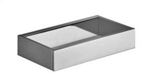 Towel ring angular - chrome Product Image