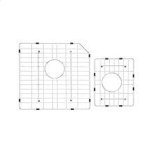 Wire Grid Set for Laguna Kitchen Sink