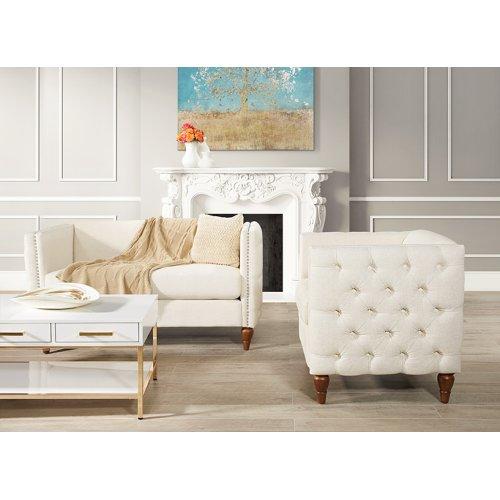 Evie Tufted Chair