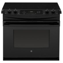 """GE® 30"""" Drop-In Electric Range-Internet Special-Call Today"""