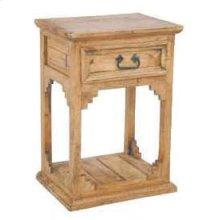 1 Drawer Open Bottom Night Stand