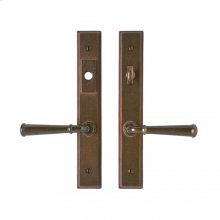 """Stepped Multi-Point Entry Set - 1 3/4"""" x 11"""" Silicon Bronze Brushed"""