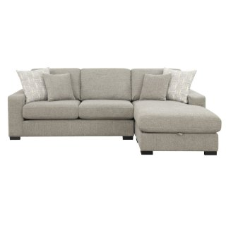 Brahms Reversible Sectional w/ Storage