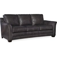 Bradington Young Carroll Stationary Sofa 8-Way Hand Tie 643-95 Product Image