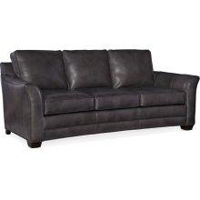 Bradington Young Carroll Stationary Sofa 8-Way Hand Tie 643-95