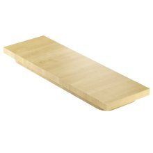 Cutting board 210078 - Maple Stainless steel sink accessory , Maple