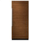 "36"" Built-In Refrigerator Column (Right-Hand Door Swing) Product Image"