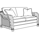 Hanover Park Loveseat Product Image