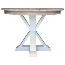 Dining Table, Available in Mindi Wash Finish Only.