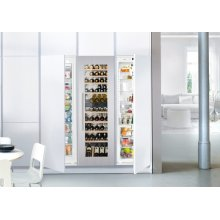 "24"" Built-in multi-temperature wine cabinet"