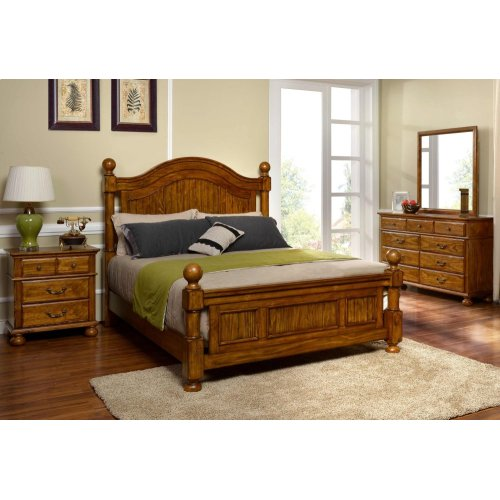 Cumberland 6 Piece Bedroom