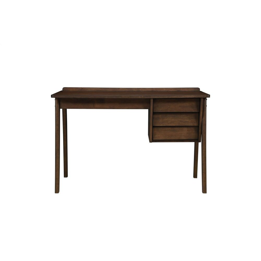 Writing Desk and Chair, Solid Rubberwood, 3A