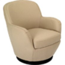 SW-21 Solo Taupe Leather Recliner