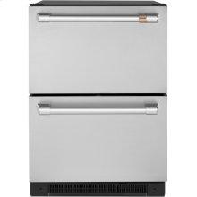 Café 5.7 Cu. Ft. Built-In Dual-Drawer Refrigerator