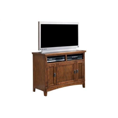 Cross Island TV Stand - Small