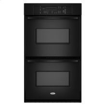 30-inch Double Wall Oven with TimeSavor Convection Cooking System