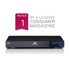 3D-Capable Blu-ray Disc™ Player with Smart TV and 250GB storage