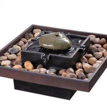 Zen - Indoor/Outdoor Table Fountain