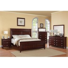 SP500CH Spencer Cherry Chest