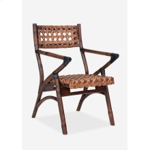 (LS) Sahara Arm Chair (21x24x33.4)..**assembly required**