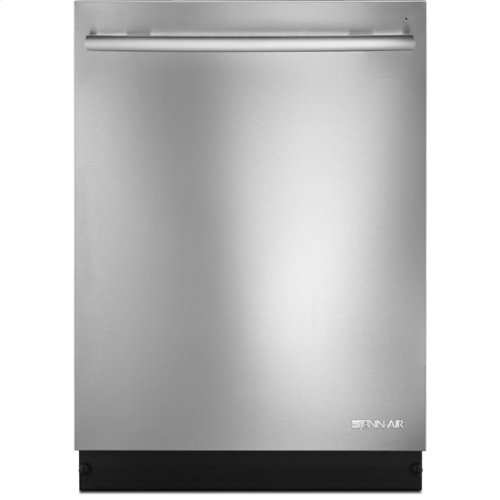 Jenn-Air® TriFecta Dishwasher with 46 dBA, Euro-Style Stainless Handle