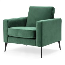 Arcadia Velvet Accent Chair