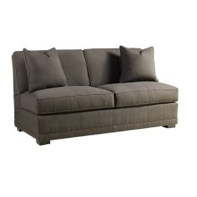 Celine Armless Loveseat