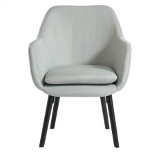 Otti Accent Chair in Grey