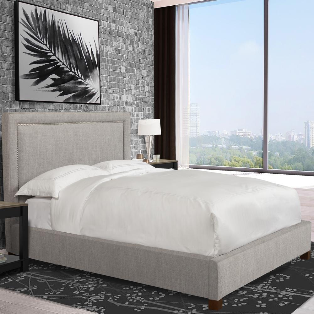 Cody Cork (Natural) Queen Bed 5/0