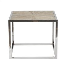 Parquet End Table