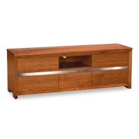 Bennett TV Console, Stainless Product Image