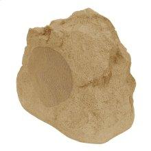 Stereo Input Rock Loudspeaker; 6-in. Two-Way-Sandstone RS6Si Sandstone Pro