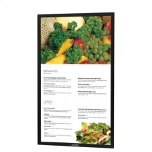 49 Pro Series Outdoor Digital Signage Full Sun & Active Areas Portrait Orientation DS-4917P