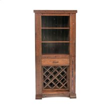 Kingston 1 Drawer Wine Cabinet