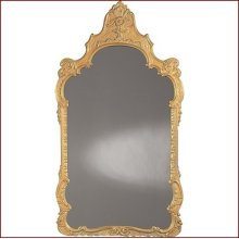 Mirror W1003 Powdered Gold