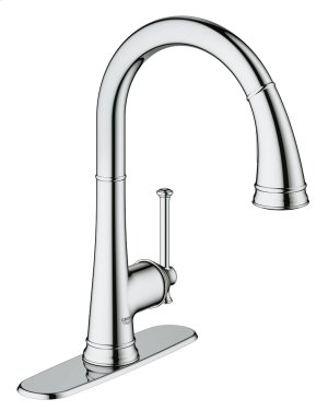 Joliette Single-Handle Kitchen Faucet Product Image