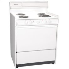 "30"" Free Standing Electric Range"