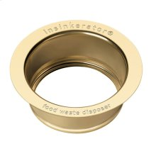 Sink Flange - French Gold