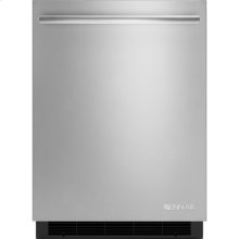 "24"" Under Counter Refrigerator, Euro-Style Stainless Handle"