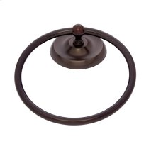Old World Bronze Paramount Towel Ring