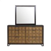 Hudson Framed Dresser Mirror Product Image