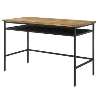 Walter KD Desk, Brown