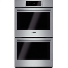 """30"""" Double Wall Oven Benchmark Series - Stainless Steel"""