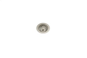 "Drain 100080 - Sink accessory , Satin Nickel, 3 1/2"" Product Image"
