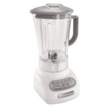 KitchenAid® 5-Speed Blender with BPA-Free Pitcher - White