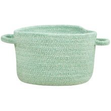 Silver Sage Chenille Creations Basket