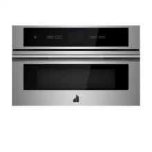 "RISE 30"" BUILT-IN MICROWAVE OVEN WITH SPEED-COOK"